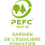 Logo Certification PEFC Occitanie